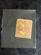 1 1/2 cent Martha Washington postal stamp
