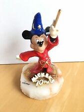 Ron Lee's Sculpture Fantasia Disney New Sorcerer 535/2500 1998 Signed Rare