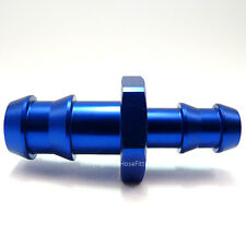 AN-8 10mm 11mm to AN-10 13mm 14mm PUSH BARB TAIL UNION COUPLER Hose Adapter