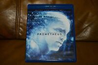 Prometheus Bluray DVD And Digital Copy