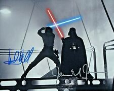 Mark Hamill / James Earl Jones Autographed Signed 8x10 Photo (Star Wars) REPRINT
