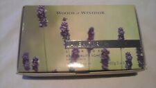Lavender Woods of Windsor 3 Soap Gift Set.