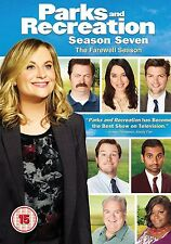 Parks and Recreation Complete Series 7 DVD All Episode Seventh Season UK NEW R2