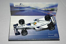 Minichamps F1 1/43 WILLIAMS BMW FW21 SCHUMACHER - DEALER EDITION
