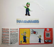 DV549 Luigi Mit Bpz Ferrero Italien 2020 Kinder Joy Super Mario
