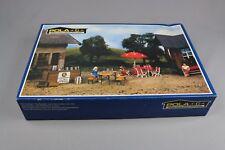 ZE036 Pola G maquette G1764 beer garden set Biergarten set estaminet plein air
