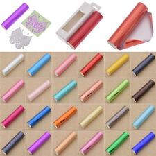 Hot Stamping Aluminum Foil Multicolor Laser DIY Material for Leather Bag Card