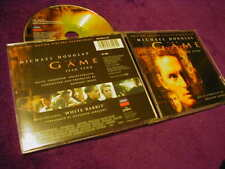 THE GAME, HOWARD SHAW, MICHAEL DOUGLAS, ORIGINAL SOUNDTRACK ,CD