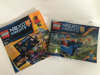 LEGO Nexo Knights Robin's Mini Fortress Set 30372  & Set 6142153