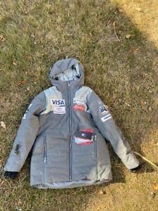 Women's US Ski Team Spyder Jacket