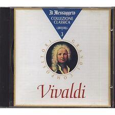 La collezione classica vol.3 - Vivaldi - CD EDITORIALE USATO OTTIME CONDIZIONI