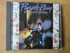 Purple Rain - Prince And The Revolution (1984) CD