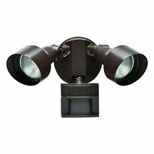Defiant 180-Degree Motion Outdoor Security Light