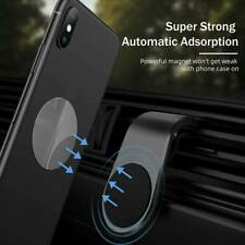 6PCS Metal Plate Disc for Cell Phone Magnet Holder Magnetic Car Mount Sticker US