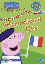 Peppa Pig: International Day [Volume 15] [DVD] New/Sealed