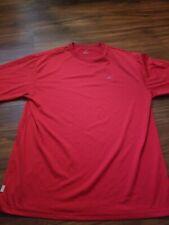 Nike Dri Fit Shirt Mens Size Large Red