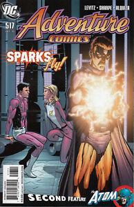 DC Comics Adventure Comics #517, 2010 Very Fine