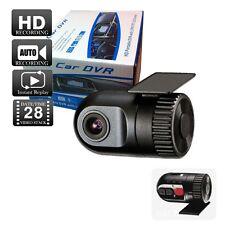 HD Dash Cam DVR Video Recorder Car Camera, G Sensor, and Microphone 12V