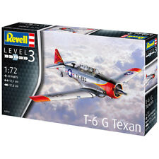 REVELL T-6 G Texan (niveau 3) (échelle 1:72) Model Kit 03924 New