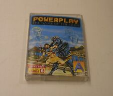 RARER Powerplay: The Game of the Gods by Arcana for Commodore Amiga