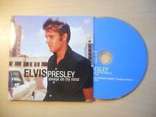 Elvis Presley – Always On My Mind [ CD SINGLE ]