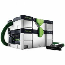 Festool 584202 CTL SYS CLEANTEC 4.5 Litre Systainer Dust Extractor 240v