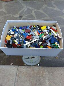 Lego ricambi 1,5 Kg misto pezzi piccoli lotto n 5