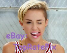 MILEY CYRUS  -  Wrecking Ball Beauty  -  8x10 Photo #4