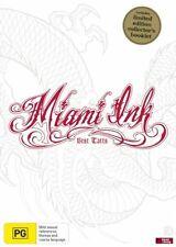 Miami Ink Best Tatts DVD New/Sealed Region 4