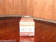 Vintage Philco 12AZ7 Blackpts Copperposts Stereo Tube #8754 951 74