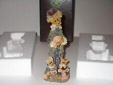 Boyds Bears: Purrscilla G Pussenboots w/Darby & Jasper Figurine #2865