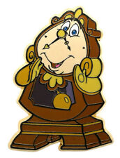 2017 Disney Beauty and the Beast Loungefly Cogsworth Pin