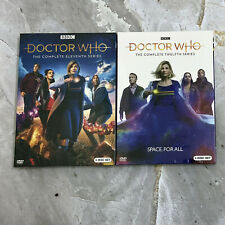 Doctor Who Season 11 & Season 12 (Dvd 7-Disc) Fast Shipping Us Seller Region 1