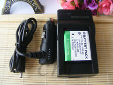 Li-40B/Li-42B battery +Charger for Olympus camera Stylus 7040 FE-360 LI40B LI42B