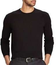 NWT POLO RALPH LAUREN Authentic Men's 100% Cashmere M Carryove Sweater, Size Med