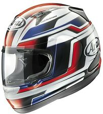 Arai RX-Q Electric Red Sport Full Face Motocycle  Helmet  (S) New (816241)
