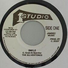 THE SILVERTONES - SMILE (STUDIO 1) 1977