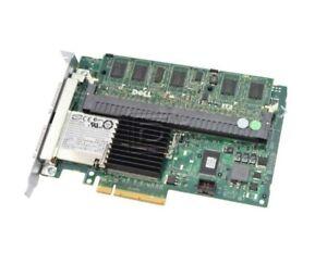 Dell Perc Card 6/e SAS Raid Controller with 512MB Cache 0PR174