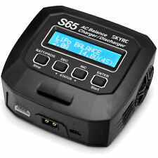 -uk- Caricabatteria SkyRC Carger S65 AC Lipo 2-4s 6a 65w