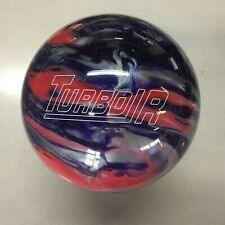 Ebonite Turbo/R Purple/Red/Silver    BOWLING  ball  11 lb NEW IN BOX