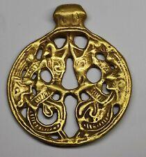 Rare Gold pendant Viking Kievan Rus 9th - 11th century