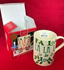 LENOX Holiday Christmas Heat Changing Fa La La La Mug