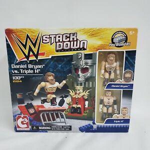 WWE Daniel Bryan vs Triple H 100 Pcs Lego Set 21010
