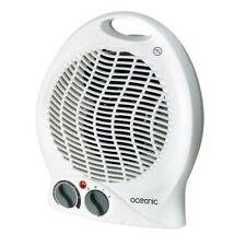 Radiateur Electrique Mobile Soufflant 2 Puissances Chauffage Ventilateur 2000 W