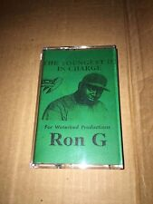DJ RON G 187 He's Got It Going On CLASSIC 90s NYC Hip Hop Cassette Mixtape Tape