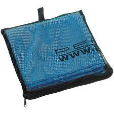 Microfaser Duschtuch: Mikrofaser-Duschtuch 140 x 70 cm, blau