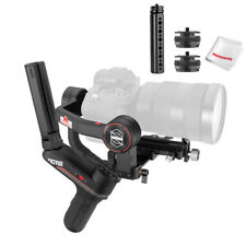 Zhiyun Weebill S 3-Axis Gimbal for Mirrorless DSLR W/ Handheld Grip+Quick Setup