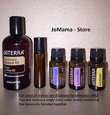 doTERRA Essential Oils - Sinus & Allergy 10mL Roll on Blend - Buy 3 Get 1 FREE
