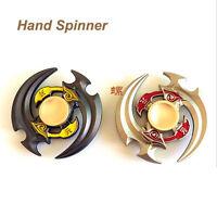 EDC Hand Fidget Spinner Finger Bearing Focus Torqbar Spin ADHD Adult Kids Toys