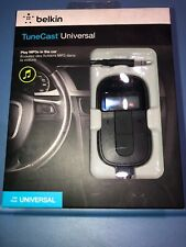New Belkin TuneCast Universal FM Transmitter For MP3 Players